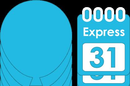 Ballondruck - Express