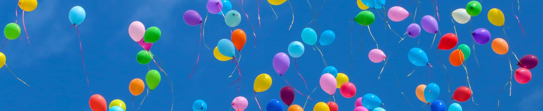 Ballonflug Sets