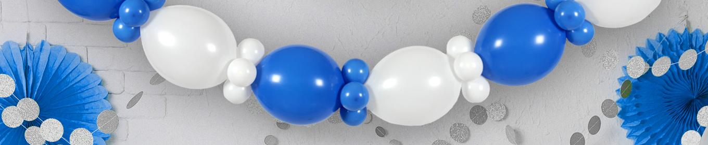 Self-Made Ballon-Girlanden