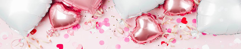 Geschenkballons Hochzeit