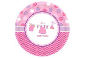 babyshower teller girl