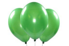 ballons dunkelgruen 1