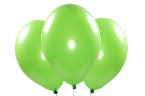 ballons hellgruen 1