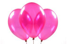 ballons kristall pink 1