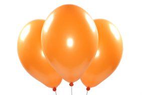 ballons orange 1
