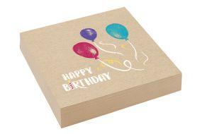 birthday party servietten