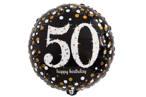 geschenkballon 50 elegant 1