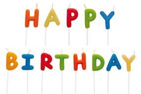 happy birthday kerzen farbig 1