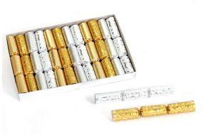 knallbonbons silber gold 1