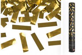 konfettikanone gold 1