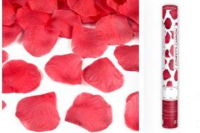 konfettikanone rosen rot 1