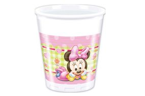 minnie mouse baby becher
