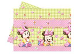 minnie mouse baby tischdecke