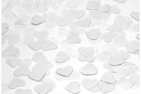 seidenpapier konfetti herz weiss 1