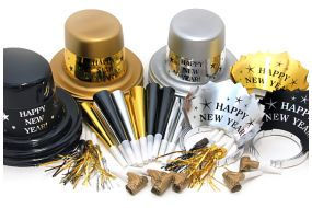 silvester partyset 1