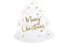 weihnachtsbaum servietten 1
