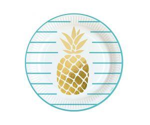 ananas teller