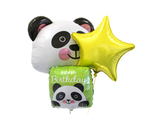 ballon bouquet panda geburtstag 1