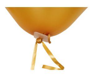 ballonband inkl verschluss gold 1