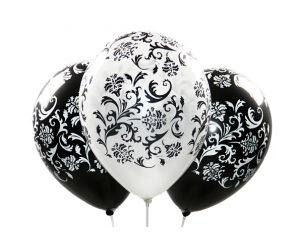ballons damask 1