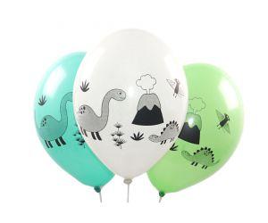 ballons dinosaurier 1