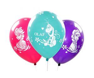 ballons eiskoenigin 1