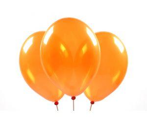 ballons kristall orange 1