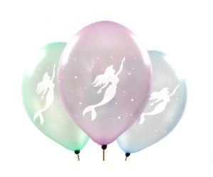 ballons meerjungfrau 1