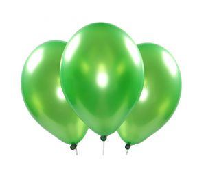 ballons metallic hellgruen 1