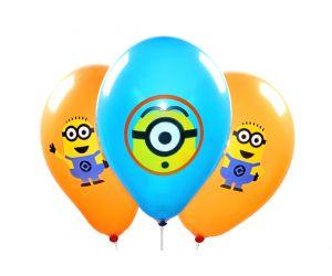 ballons minions 1