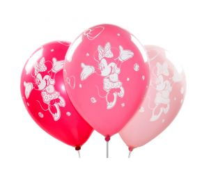 ballons minnie mouse 1