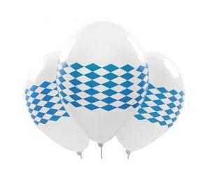 ballons oktoberfest weiss 1
