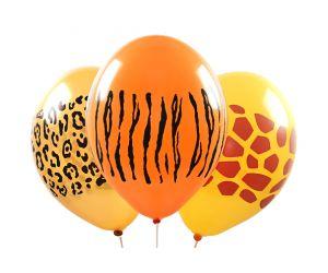 ballons safari 1