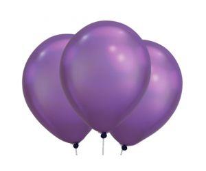 ballons violett chrome 1
