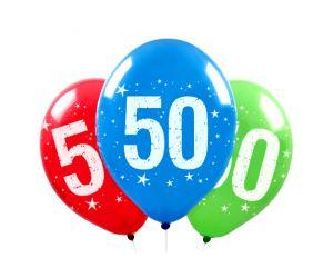 ballons zahl50 1