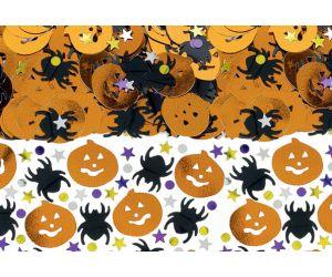 deko konfetti halloween 1