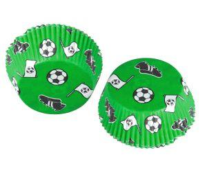 fussball cupcake