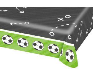 fussball tischdecke
