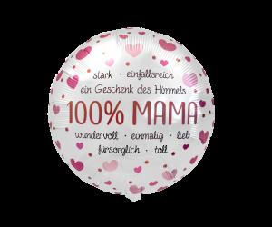 100% Mama Ballon