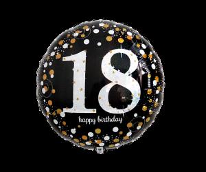geschenkballon 18 geburtstag 1