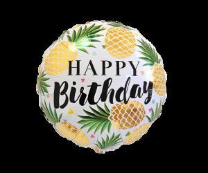 geschenkballon ananas 1