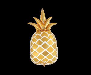 geschenkballon ananas g 1