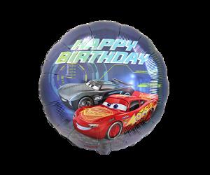 geschenkballon cars 1