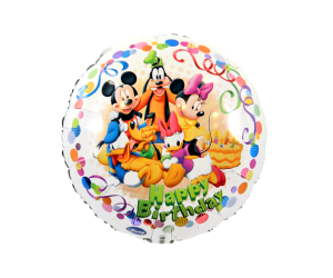 geschenkballon disney happy birthday 1