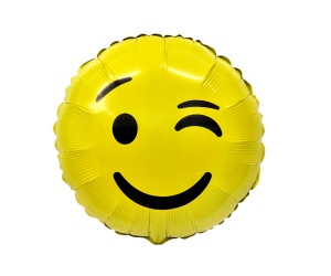 geschenkballon emoji zwinker 1