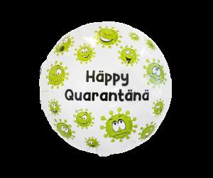 geschenkballon haeppy quarantaenae corona 1