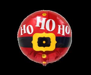 geschenkballon ho ho ho 1
