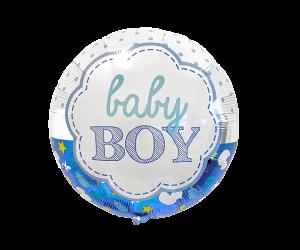 geschenkballon its a boy 1