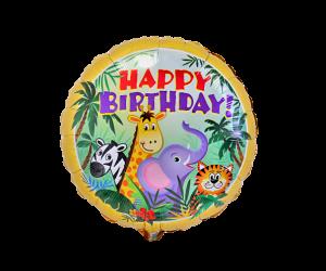 geschenkballon jungle 1