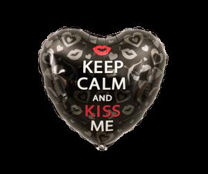 geschenkballon keep calm 1